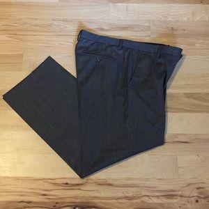 Men's grey slacks